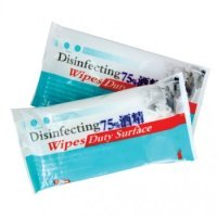 Disinfecting Wipes Duty Surface
