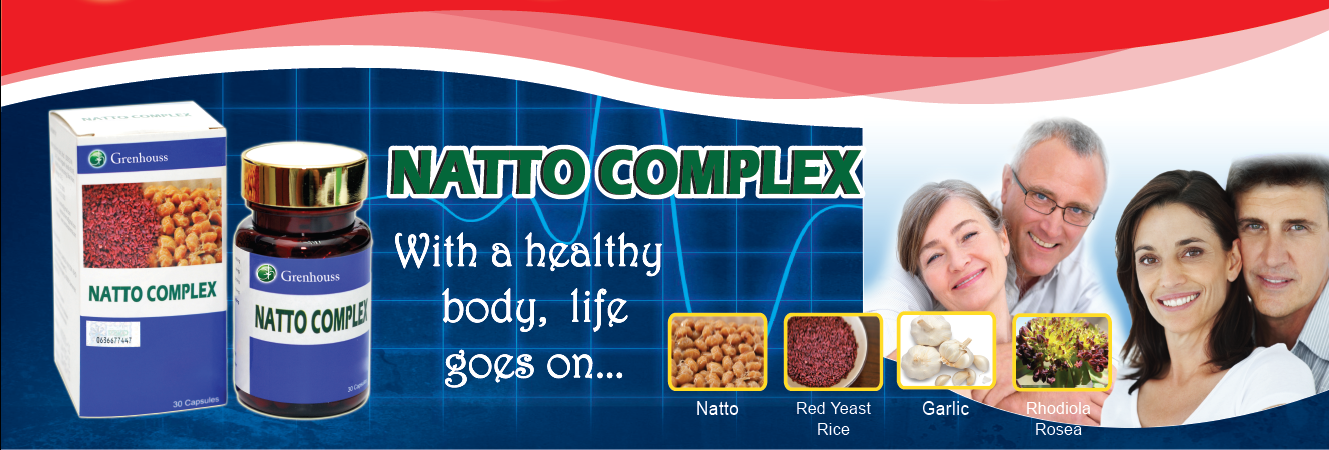 Natto Complex supplement malaysia
